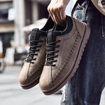 Dadichic.com Shoes brown / 39 2018 New Large Size Breathable Casual Shoes Stitching Shoes