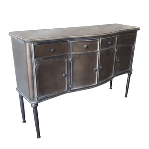 BUFFET METAL NEGRO
