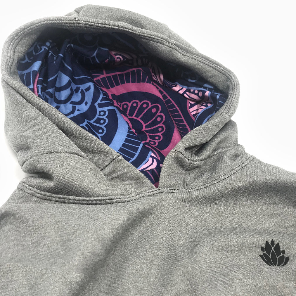 Fighting Chance™ Hoodie - Grey