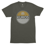 KUROS® Vintage T-Shirt(Grey/White/Gold)