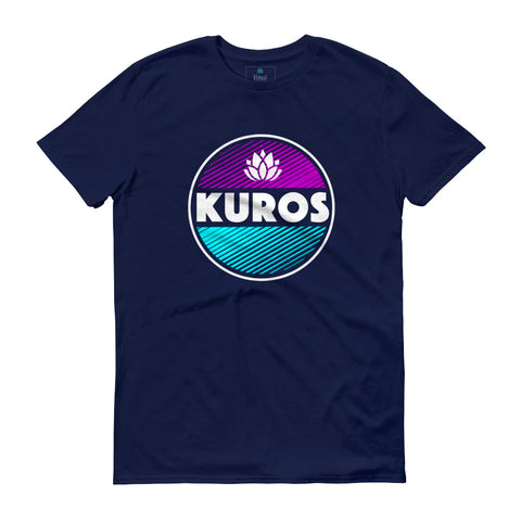 KUROS® Throwback Short-Sleeve (Navy)