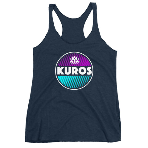 KUROS® Throwback Tank (Navy)