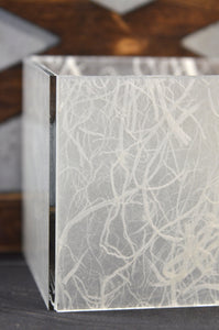 Sample Set - OrganicA™ Cabinet Door Glass, Free Shipping