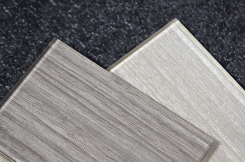 laminated glass dyed wood veneer