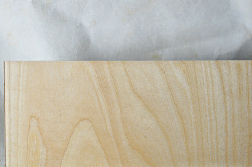 laminated glass birch wood veneer