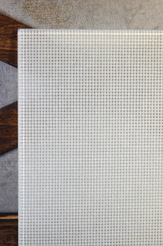 laminated glass white mesh
