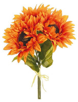 "16"" Sunflower Bundle-Rust    SKU 3931-RT"