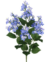 "21"" French Lilac Bush- Blue  SKU B-1051"