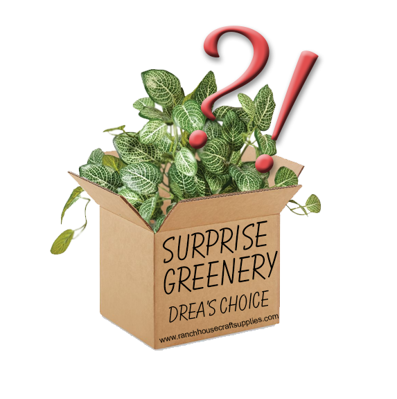 Drea's Choice Greenery Box