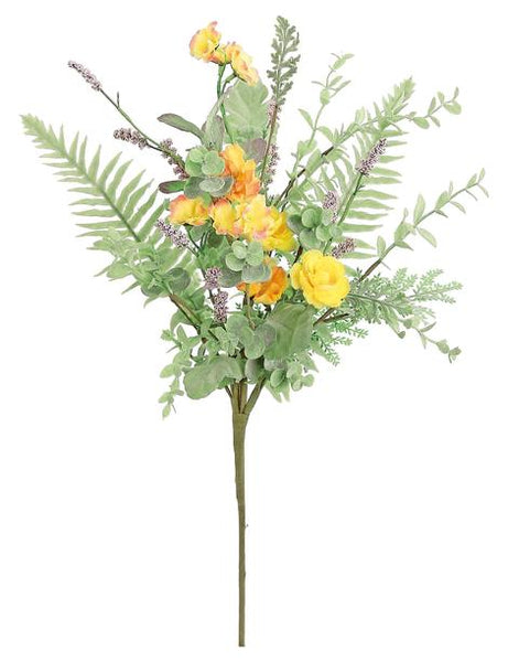 "23"" Mini Ranunculus & Sage Bundle Bush SKU PM2143"