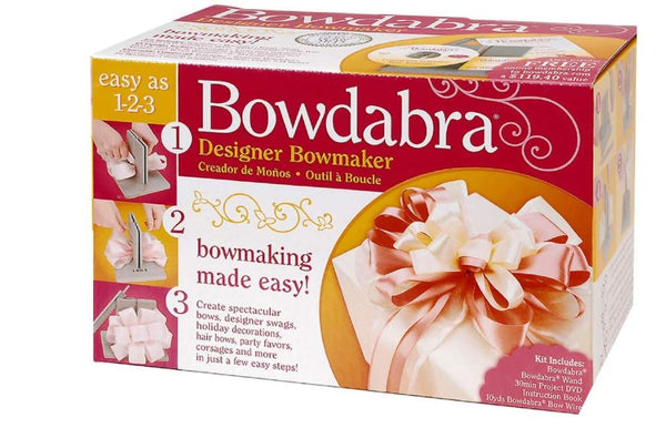 Bowdabra Bow Maker and Craft Tool  SKU BOW1003