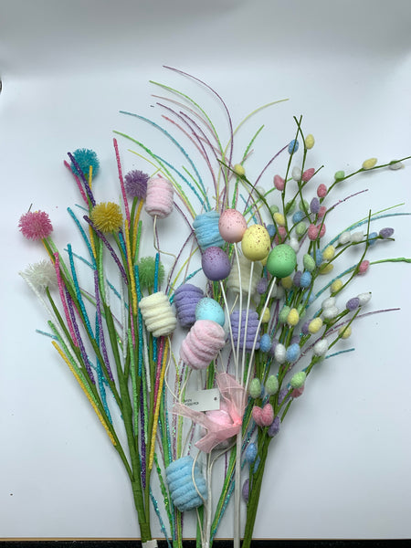 Easter Pick Assortment - 5 in Set