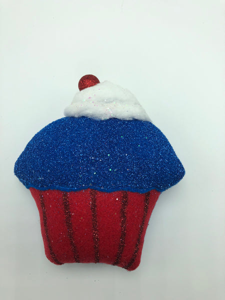 Artisan Made- Patriotic Cupcake Attachment