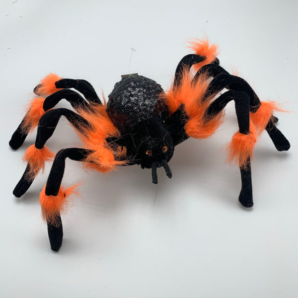 "6""  Spider Decor-Black/Orange      SKU  H19196-2A Orange"