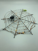 "12"" Spider Web SKU 50793BKOR"