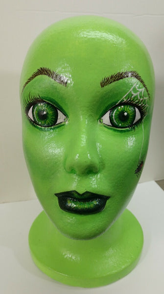 PRE-ORDER: Witch Mannequin Head