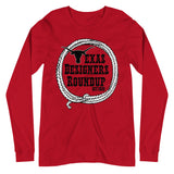 """Texas Designers Roundup 2020"" - Unisex Long Sleeve Tee"