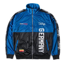 Load image into Gallery viewer, Performance Sports Suit Set Jacket and Pants Germany Blue