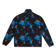 Load image into Gallery viewer, Tropic Storm Windbreaker In Black