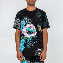 Load image into Gallery viewer, Drip Drip Tee in Black