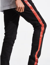 Load image into Gallery viewer, Racer Biker Denim (Jet Black)