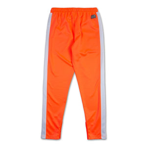 Bold Track Pant in Orange