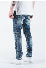 Load image into Gallery viewer, Tanner Biker Denim