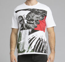 Load image into Gallery viewer, Cherub Angel Wing Tee (White)