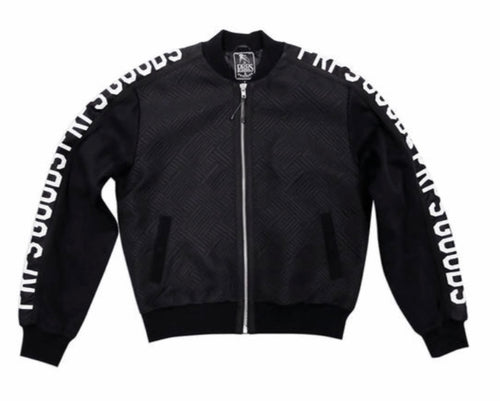 Middle Cunieform Jacket (Black)