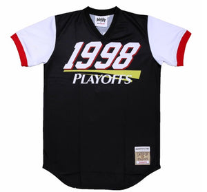 "1998 ""Playoff Tour"" Warm Up Jersey"