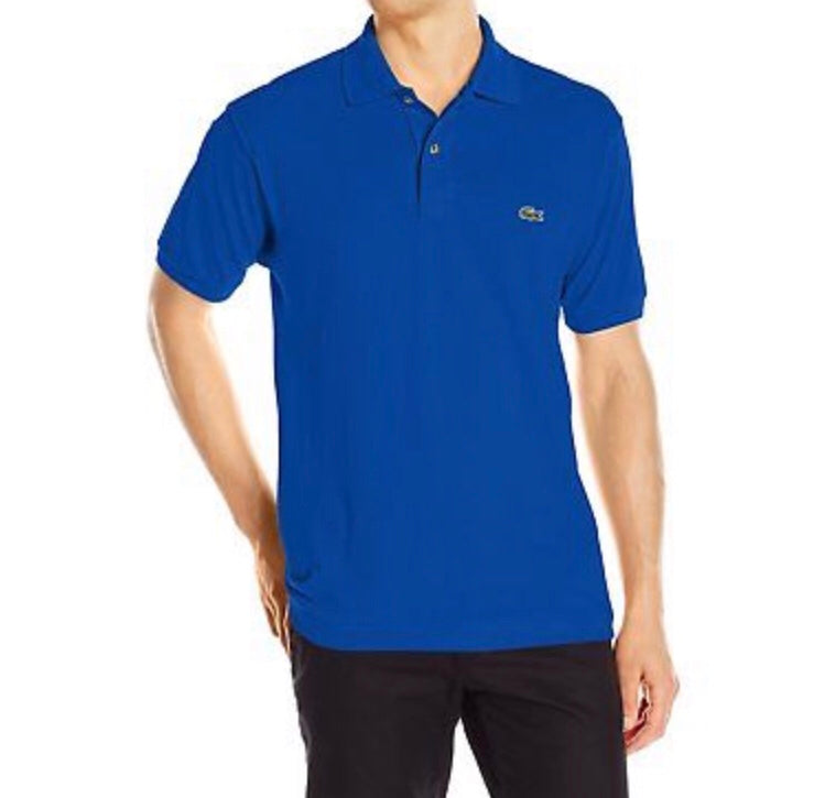 Short Sleeve Classic Pique Polo Shirt (Steamer)