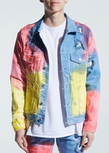 Load image into Gallery viewer, Bazley Denim Jacket