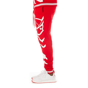 Athena Sweatpant (Racing Red)