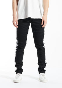 Vincent Biker Denim (Black)