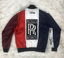 Load image into Gallery viewer, Club Foreign Rolls Royce Bomber Jacket