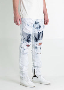 Bad Biker Denim (Acid)