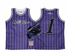 "Load image into Gallery viewer, Eggplant ""1 Cent"" Jersey"