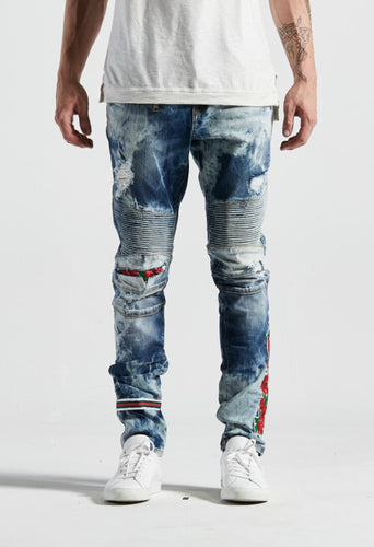 Costello Biker Denim