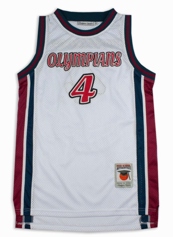 Westbrook H.S. Basketball Jersey