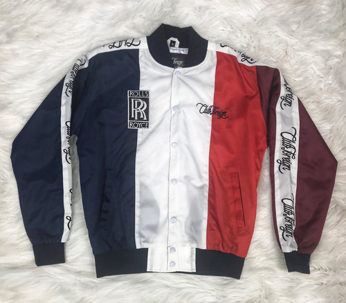 Club Foreign Rolls Royce Bomber Jacket