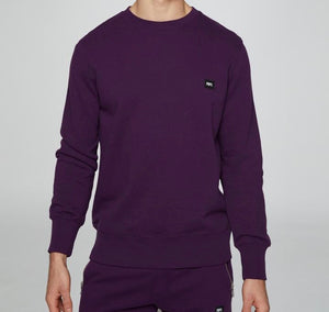 Church Pullover (Purple)