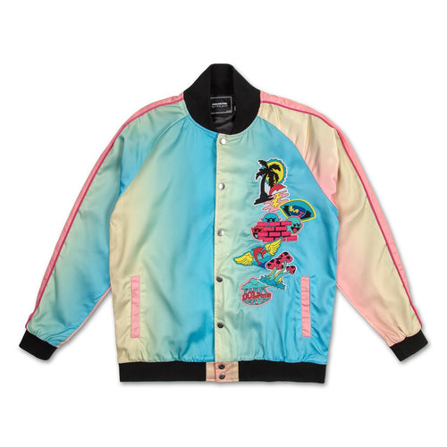 Paradise Souvenir Jacket in Multi