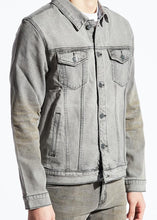 Load image into Gallery viewer, Cammie Jacket (Gray)
