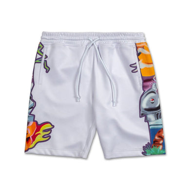 Superfuture Shorts in White
