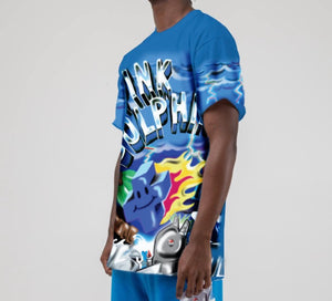 Superfuture Tee in Blue