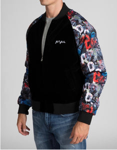 Downburst Bomber Jacket
