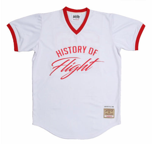 History Of Flight Warmup Jersey
