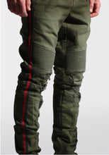 Load image into Gallery viewer, Tariq Biker Denim