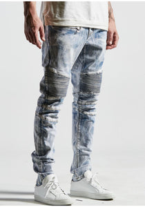 Billie Biker Denim