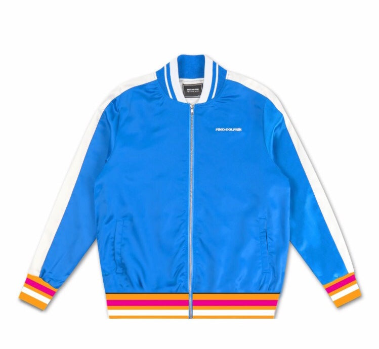Take Flight Jacket In Blue
